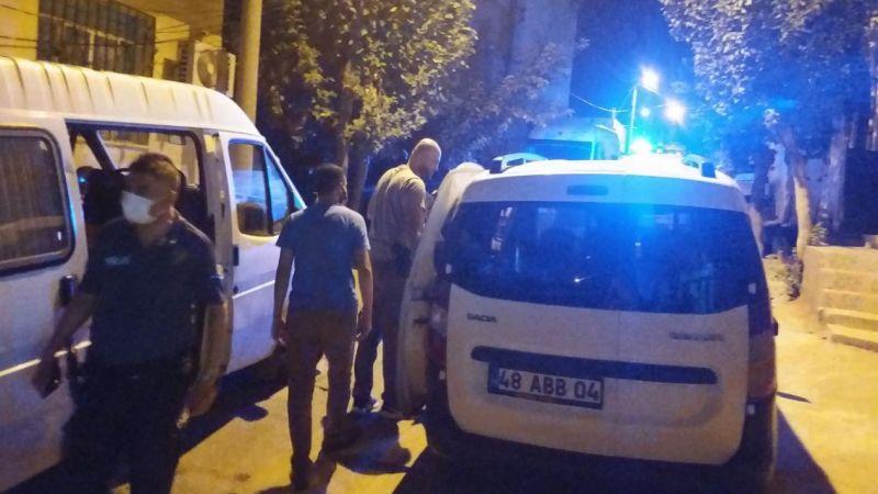 Bıçaklanan vatandaş tedavi altına alındı