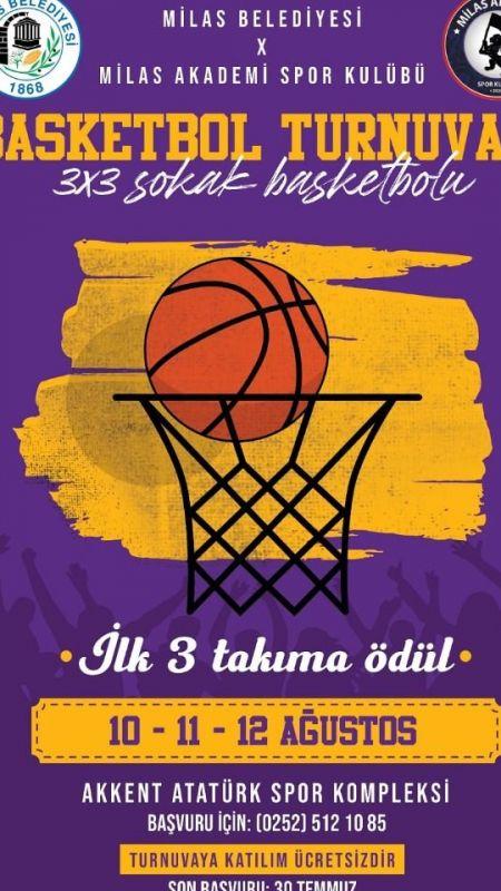 Sokak Basketbolu Turnuvası