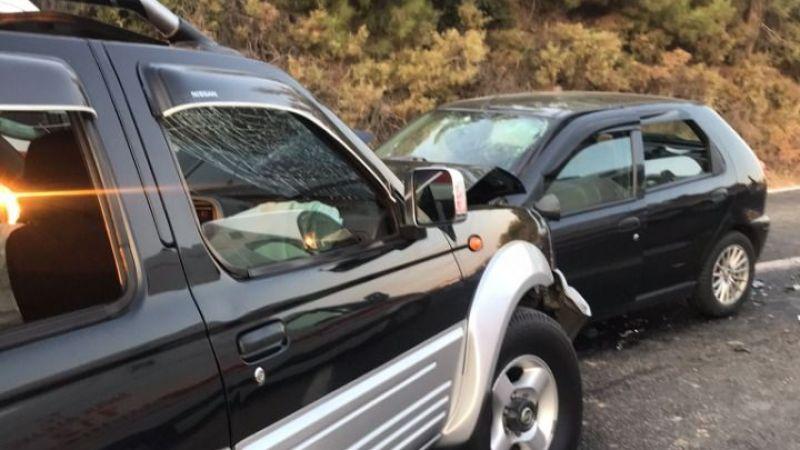 Milas'ta feci kaza: 5 yaralı