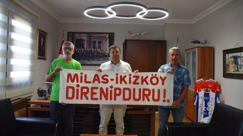 MİDOSK'tan Başkan Tokat'a ziyaret