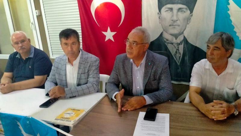 """DSP Genel Başkanı Önder Aksakal; """"Sözün bittiği yerdeyiz."""""""
