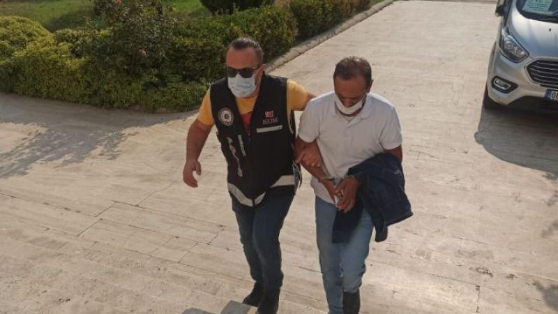 Göçmenleri kaçırmaya çalışan zanlı tutuklandı