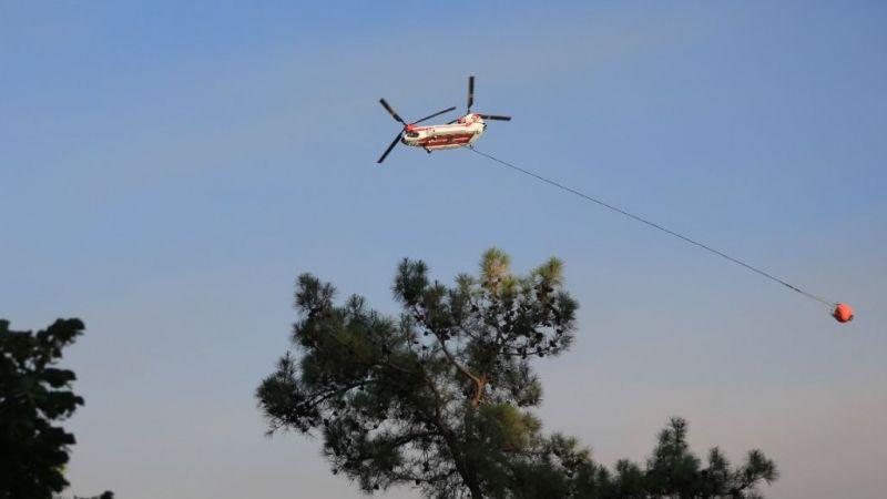 Helikopter pilotunun nutku tutuldu