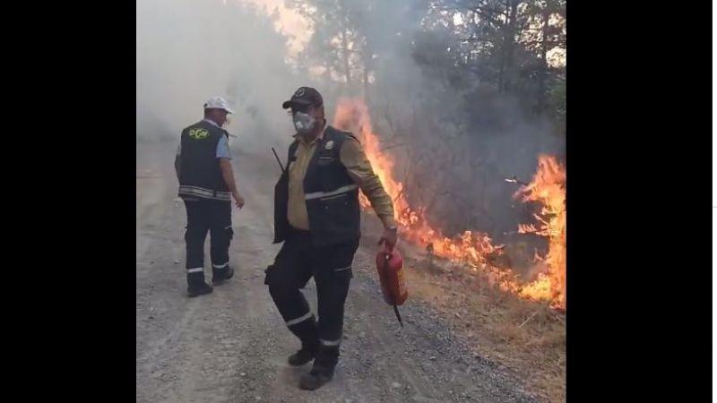 Tüm hava desteği Muğla'ya kaydırıldı