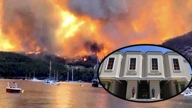 Ormanlık alanlar ve civarında ateş yakılmamalı…
