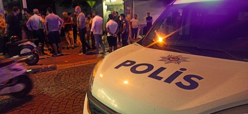 Milas'ta kavga: 2 yaralı