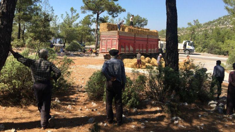 Tarımsal Hizmetler Müdürlüğü vatandaşların yanında