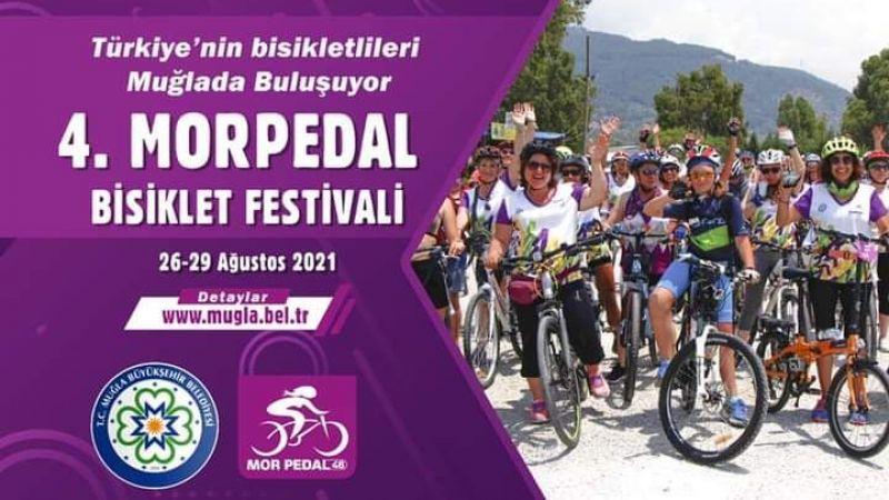 Morpedal Bisiklet Festivali Başlıyor