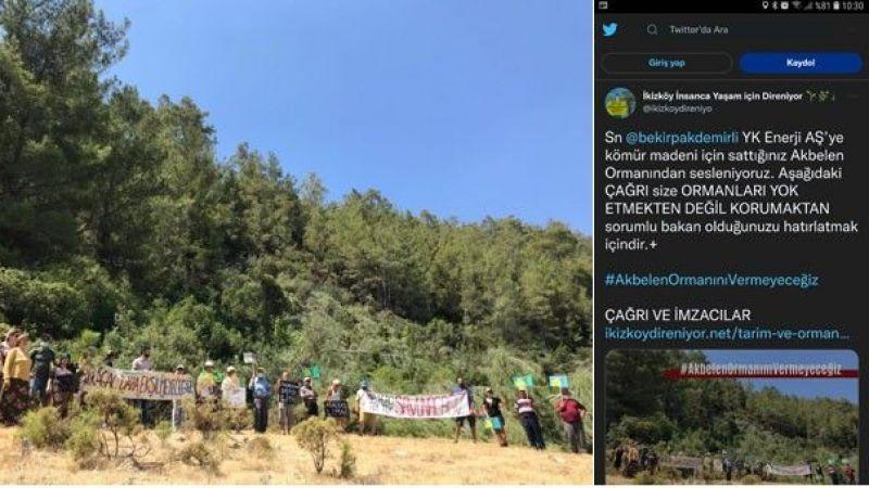 Tarım ve Orman Bakanı Pakdemirli'ye açık mektup