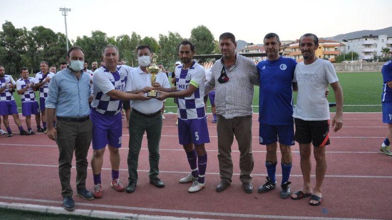 Zafer Kupası Milas'ın…