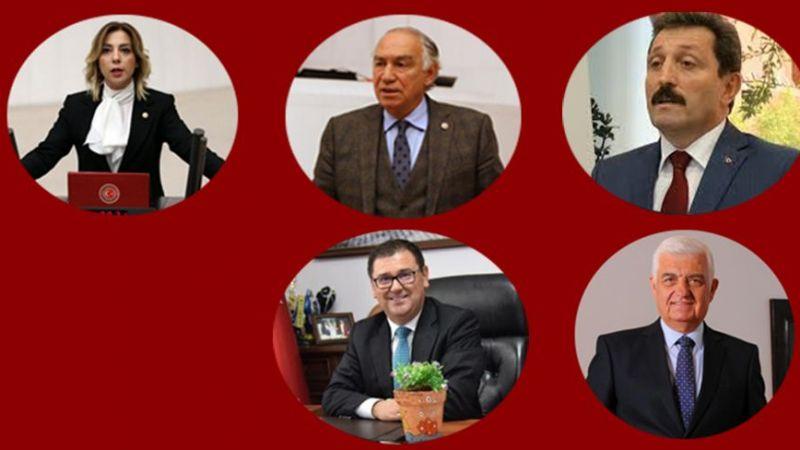 Protokol 30 Ağustos Zafer Bayramı'nı kutladı