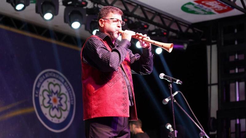 Zurnazen Festivali'nin final gecesi Milas'ta gerçekleşti