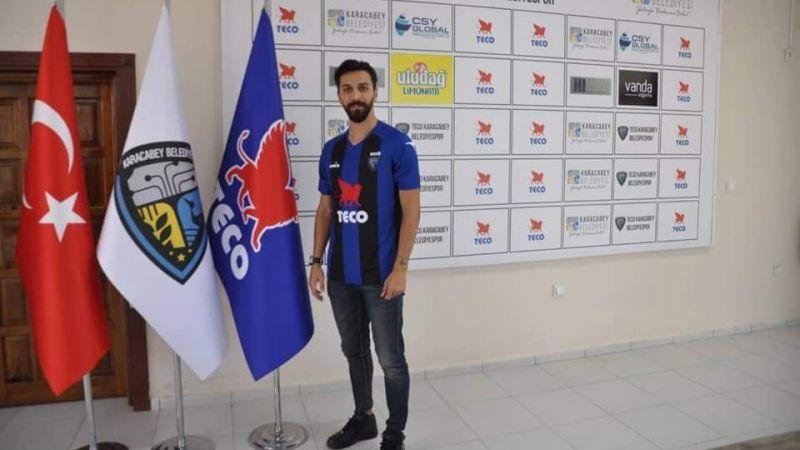 Yeni Takımı Karacabey Belediyespor