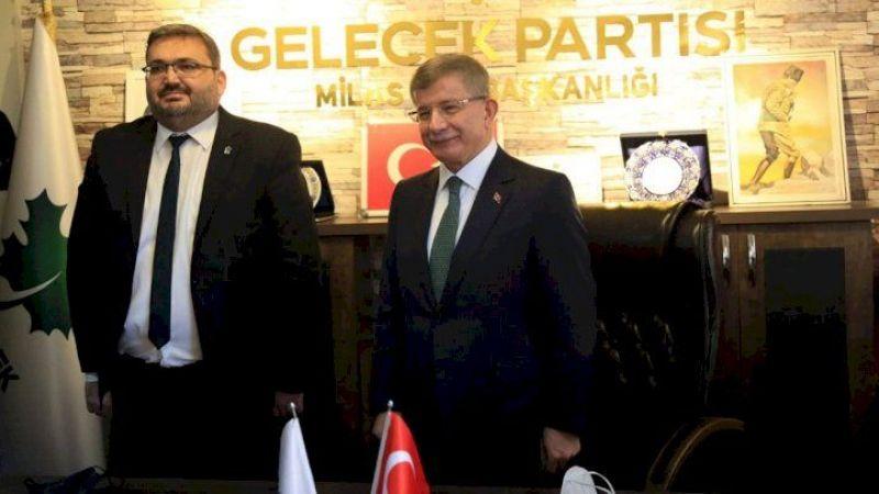 Ahmet Davutoğlu, pazar günü Muğla'da