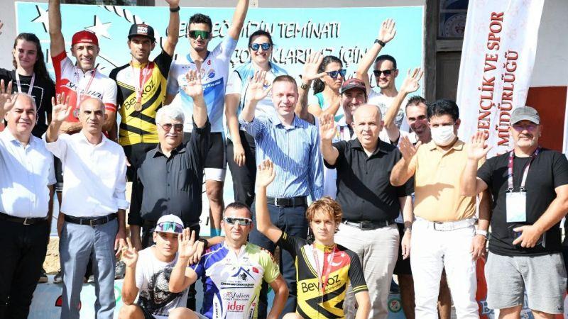 Bafa Uluslararası MTB Cup başarıyla tamamlandı