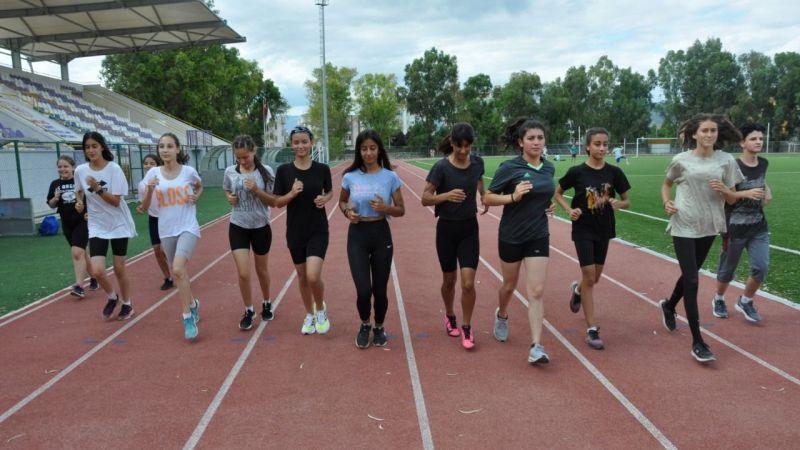 Milaslı atletler Gençlikspor adına koşacak