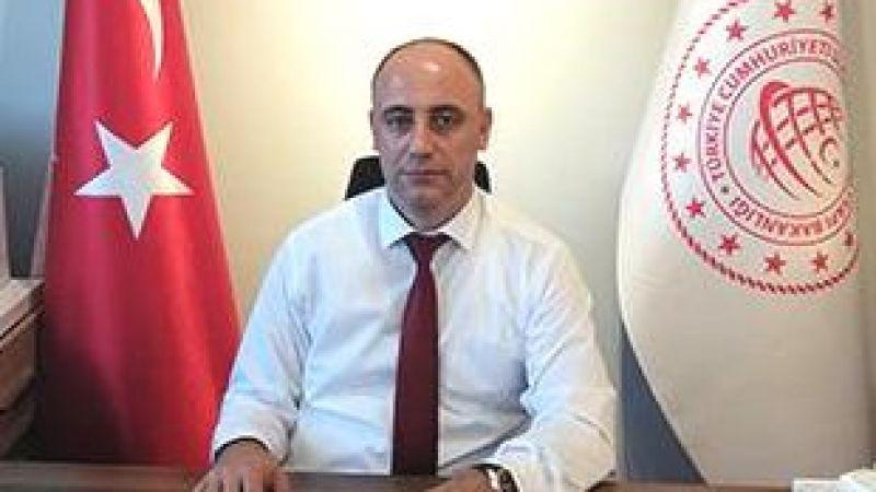 Güllük Liman Başkanlığında görev değişikliği