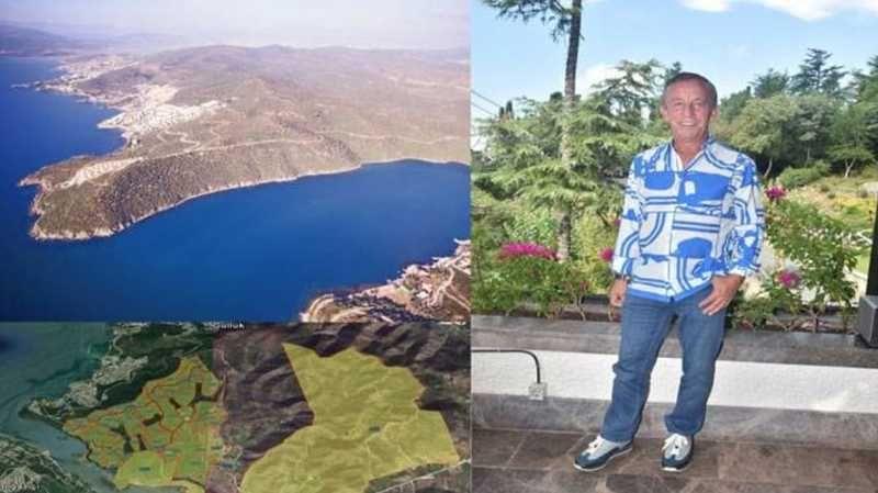 Başkan Aras'tan Ağaoğlu'nun dev projesine sert tepki!