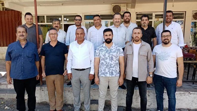 Esnafspor'da yeni yönetim belli oldu