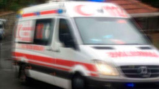 Trafik kazası: Otomobilin çarptığı yaya yaralandı