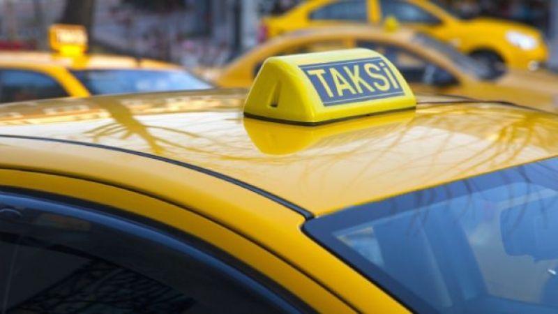 Taksicilerin dikkatine!