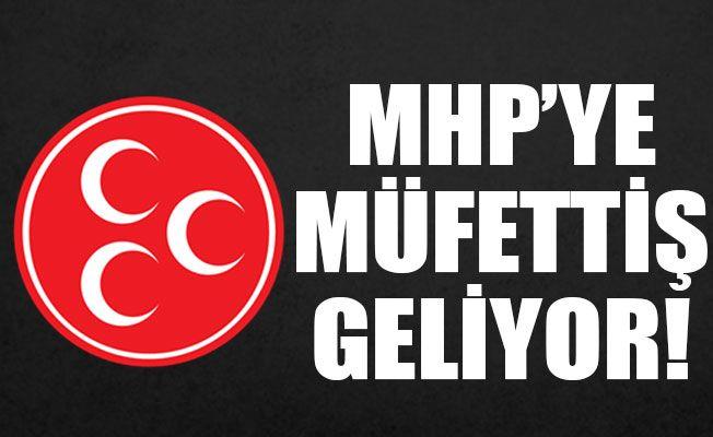 Skandal iddianın ardından MHP'ye müfettiş geliyor!