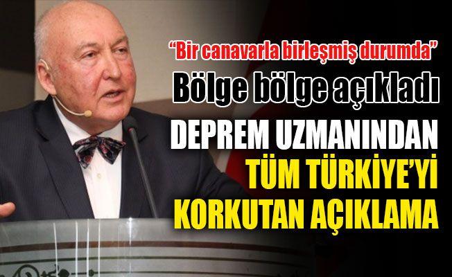 Deprem uzmanından tüm Türkiye'yi korkutan açıklama