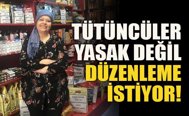 Kocaeli'deki tütüncüler yasak değil düzenleme istiyor!