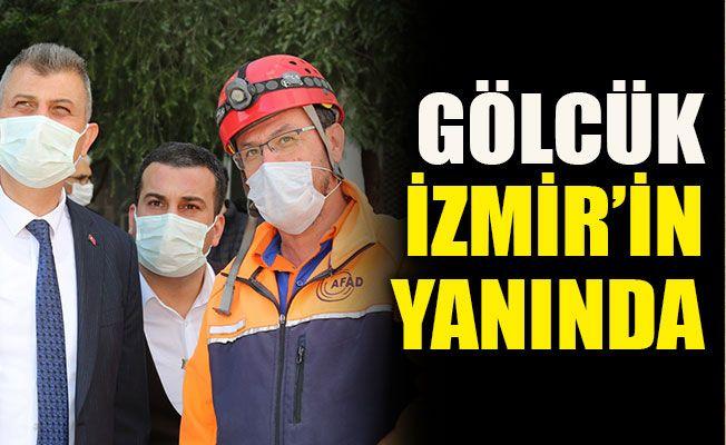 Gölcük İzmir'in yanında