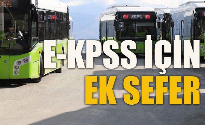 E-KPSS için 17 ek sefer