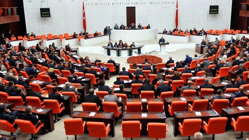 Meclis'e 3 dokunulmazlık fezlekesi daha geldi
