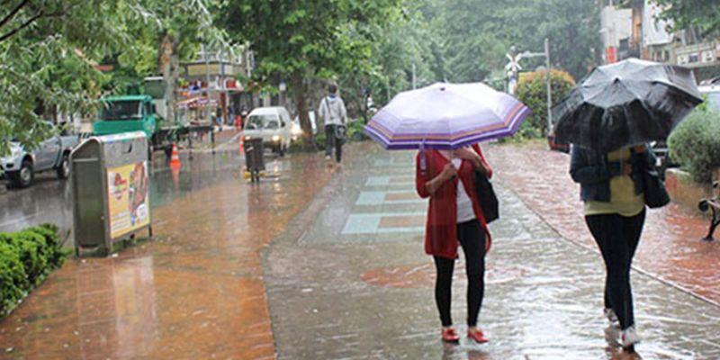 Kocaeli için kuvvetli yağış uyarısı!