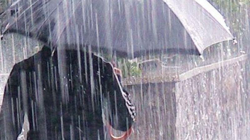 Kocaeli'ye şiddetli yağış uyarısı!