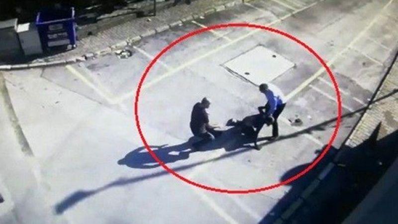 Balkonda oturan adamı kör kurşunla öldürdüler