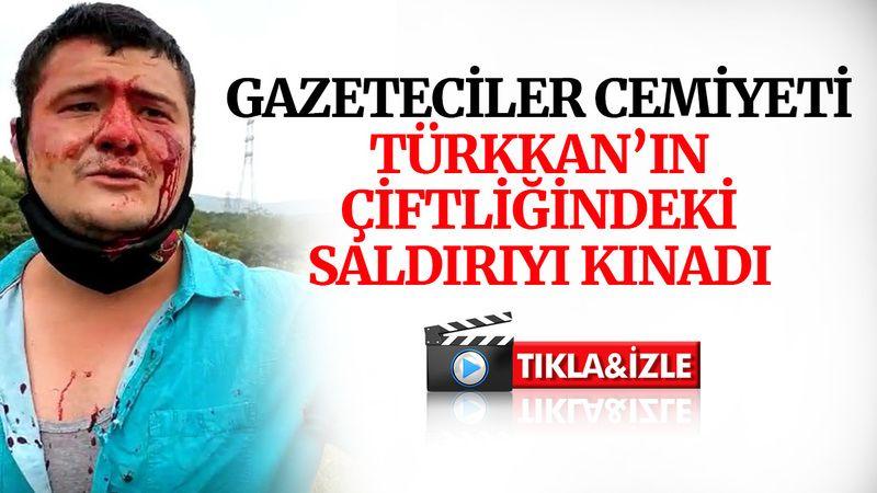KOGACE, Türkkan'ın çiftliğindeki saldırıyı kınadı
