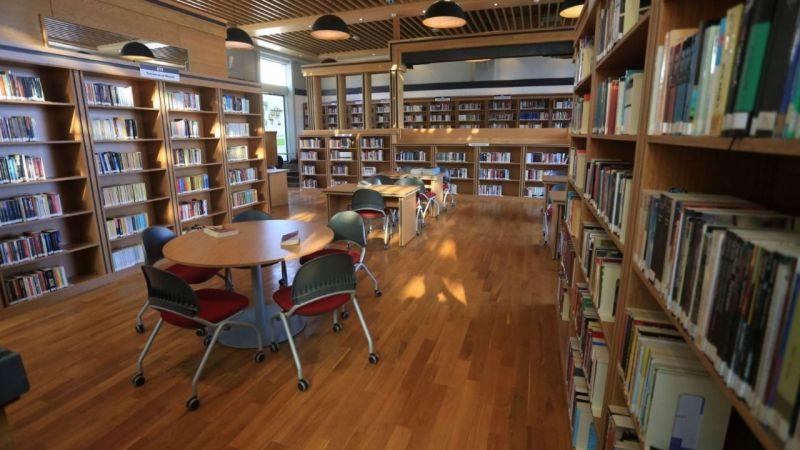 Kocaeli'nin kütüphanelerinde kaç kitap var?