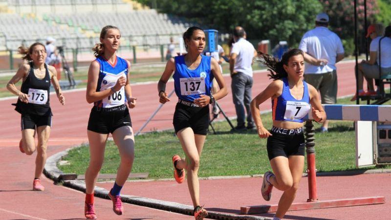 İzmitli atletler, İzmir'de final biletini aldı