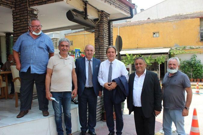 Hereke'de Kılıçdaroğlu'nu bekliyorlar