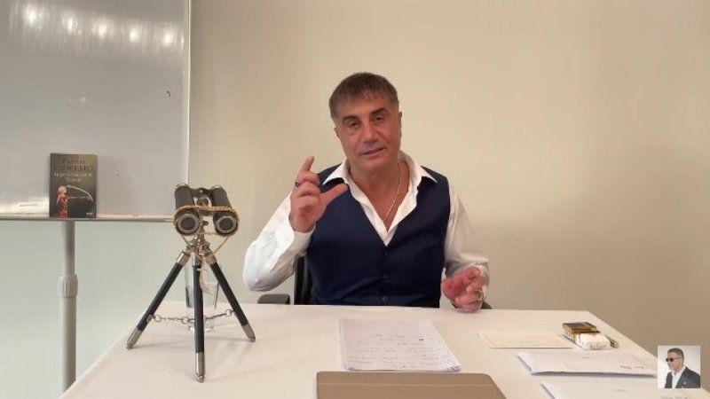 Sedat Peker: Bildiklerimi gerekirse dumanla anlatacağım!