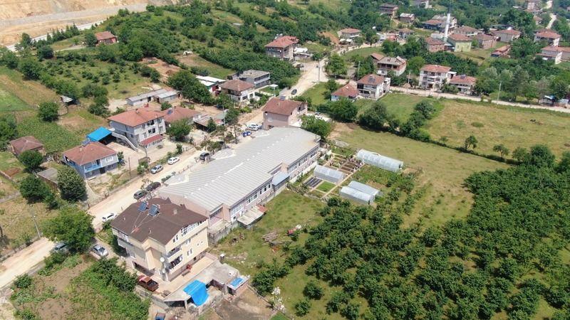 Daha önce hiç böyle bir köy okulu görmediniz