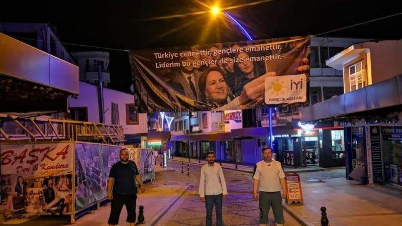 """İYİ Parti'li başkan """"Biz beklentisiz siyaset yapıyoruz, Cumhurbaşkanı Akşener"""""""