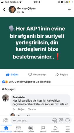 "İYİ Partili isimden mülteci tepkisi ""Bize besletmesinler"""