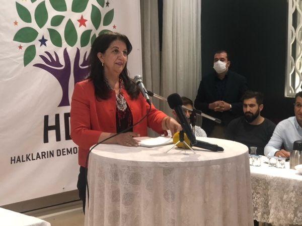 Kocaeli'de konuştu HDP'siz bir Türkiye'ye izin vermeyeceğiz!