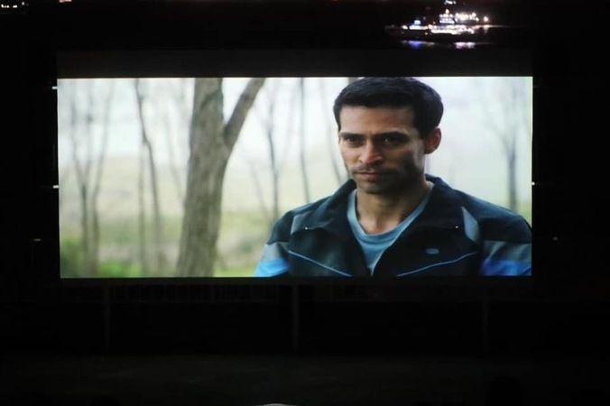 Ülke yanarken AKP'liler sinema gecesi yaptı