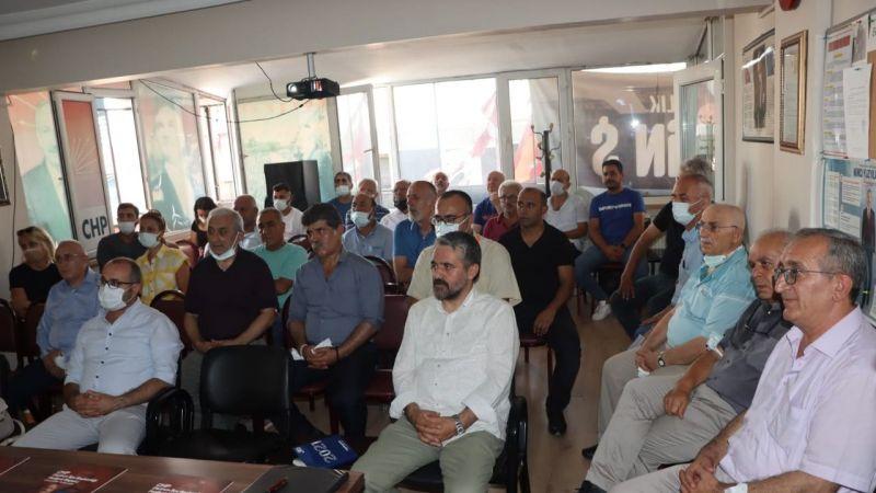 CHP Kocaeli sokakta örgütleniyor