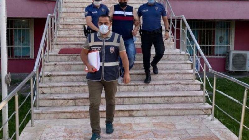 236 yıl hapis cezasıyla aranıyordu, operasyonla yakalandı