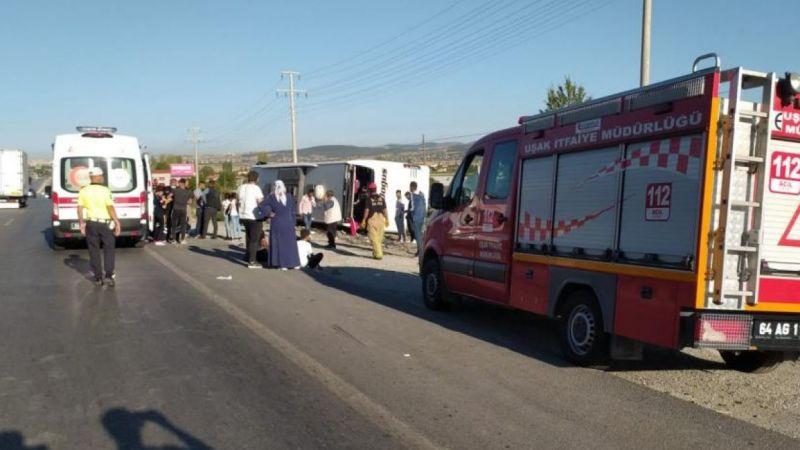 Bir otobüs kazası daha: 30 yaralı