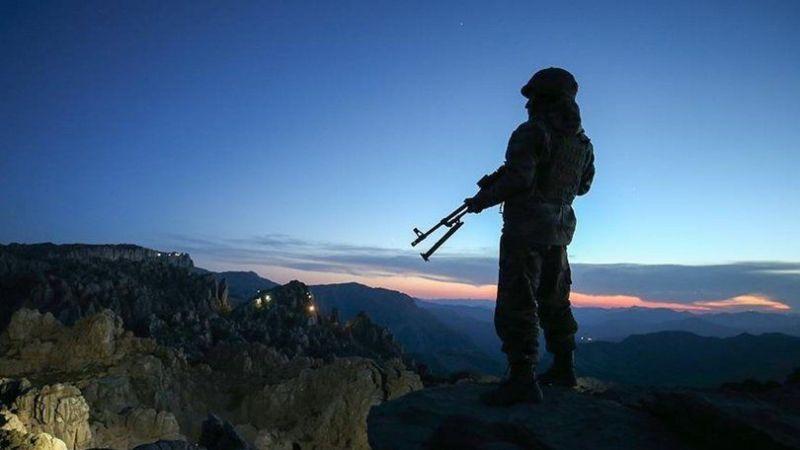 MSB açıkladı: 1 asker şehit