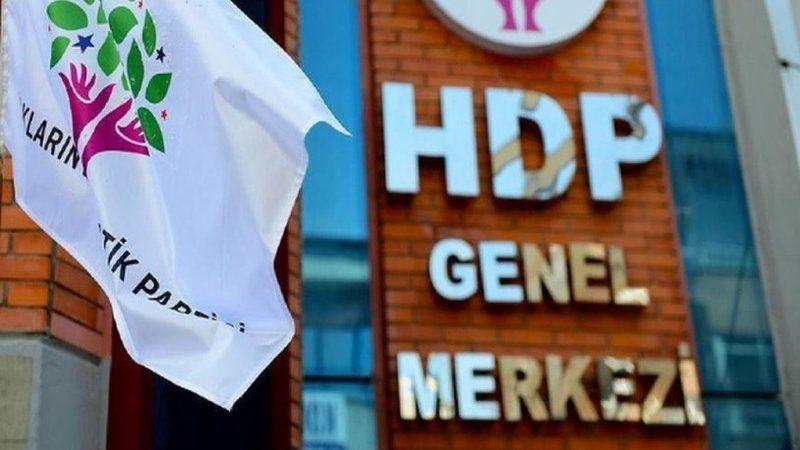 HDP kapatma davasında ek süre istedi