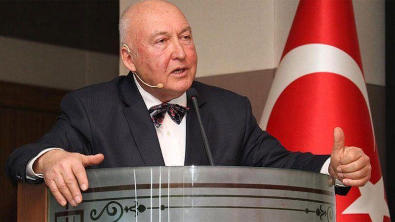 Deprem uzmanı Prof. Ercan'dan 'İstanbul depremi' uyarısı